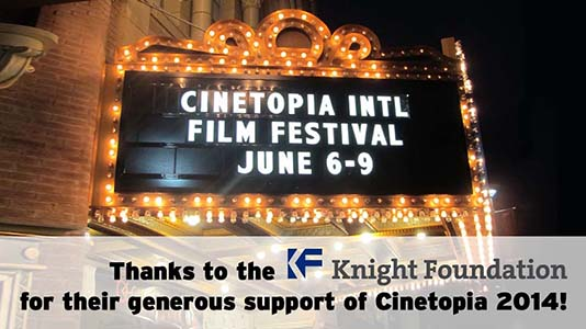 Thank You to the Knight Foundation