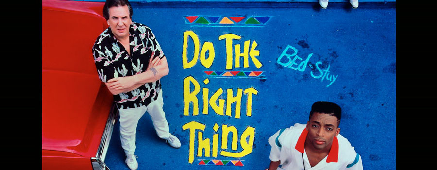 Do The Right Thing: Rewind & Repeat