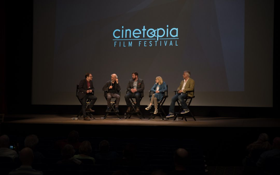 Community Partnerships: Enhancing and Expanding Cinetopia 2019