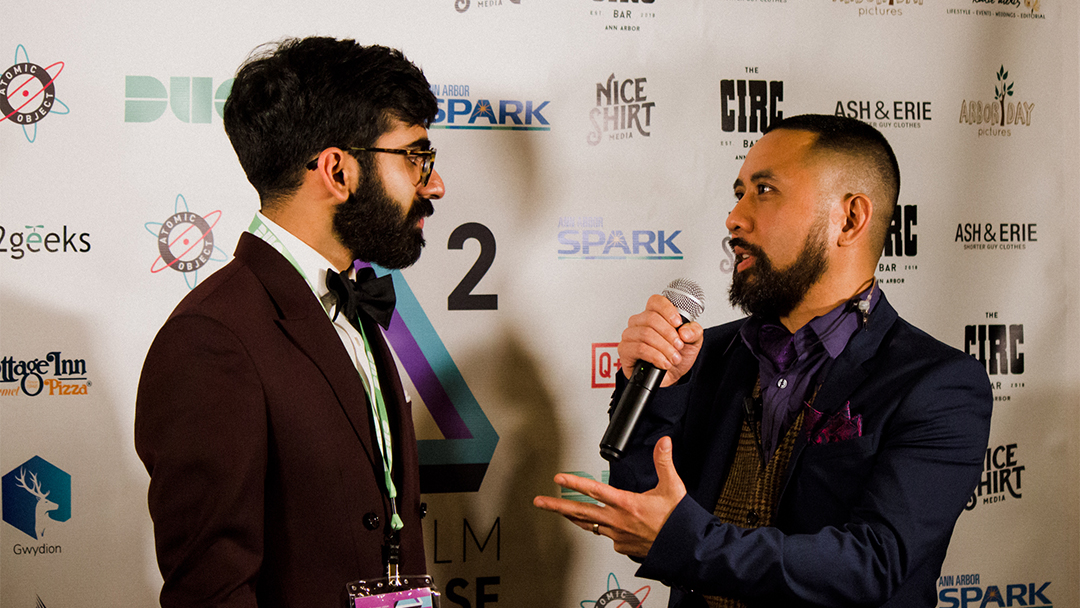 'We want the program to feel like you're listening to an album' – a conversation with A2 Tech Film Showcase founder Rik Cordero